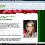 Bradt travel-writing competition 2009