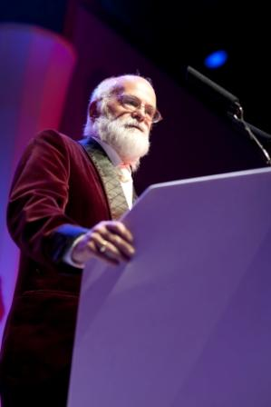 Sir Terry Pratchett, BWA 2010