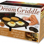 Wake and Bake Dream Griddle Alarm Clock